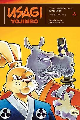 Usagi Yojimbo Vol. 7: Gen's Story