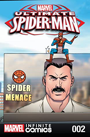 Ultimate Spider-Man Infinite Comic (2016) #2
