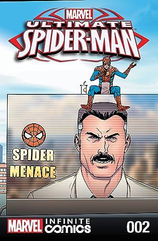 Ultimate Spider-Man Infinite Comic (2016) #2