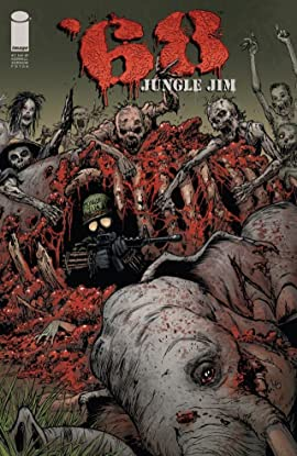 '68 (Sixty-Eight): Jungle Jim #1 (of 4)