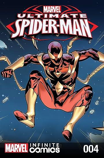 Ultimate Spider-Man Infinite Comic (2016) #4