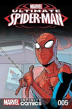 Ultimate Spider-Man Infinite Comic (2016) #5