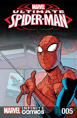 Ultimate Spider-Man Infinite Comic (2016) #5