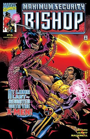 Bishop: The Last X-Man (1999-2000) #15
