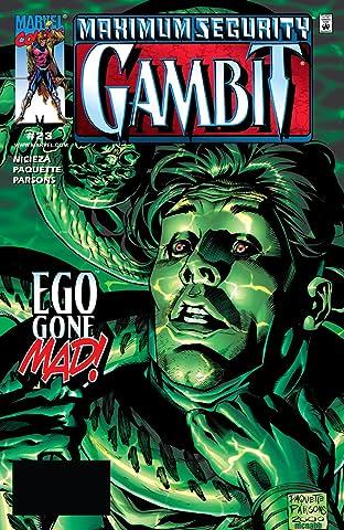 Gambit (1999-2001) No.23