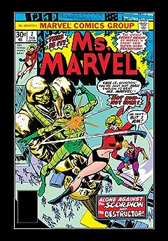 Ms. Marvel (1977-1979) #2