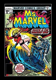 Ms. Marvel (1977-1979) #3