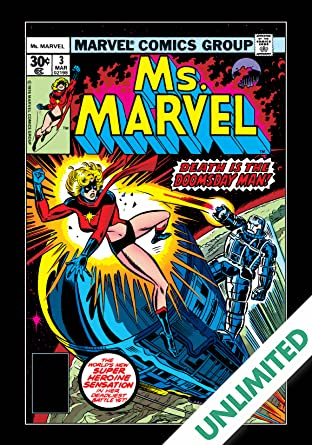 Ms. Marvel (1977-1979) #3