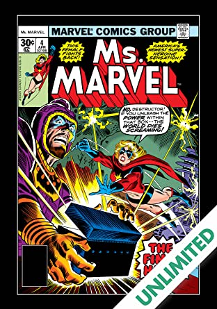 Ms. Marvel (1977-1979) #4