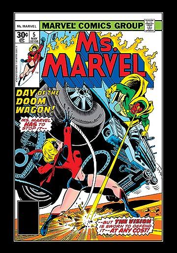 Ms. Marvel (1977-1979) No.5