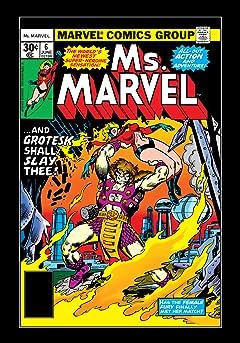 Ms. Marvel (1977-1979) #6