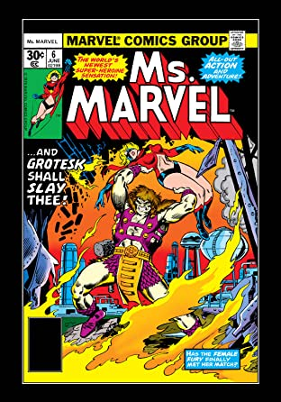 Ms. Marvel (1977-1979) #6