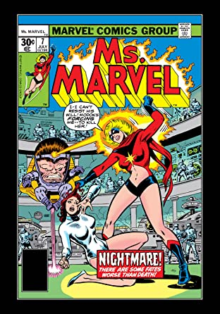 Ms. Marvel (1977-1979) #7