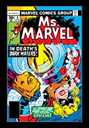 Ms. Marvel (1977-1979) #8