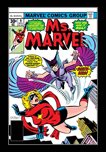 Ms. Marvel (1977-1979) #9