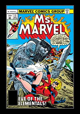 Ms. Marvel (1977-1979) #11