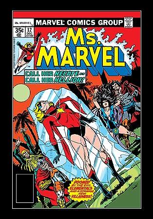 Ms. Marvel (1977-1979) #12
