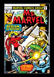 Ms. Marvel (1977-1979) #13