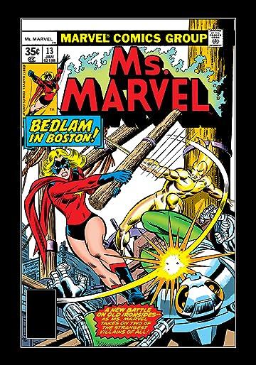 Ms. Marvel (1977-1979) #13