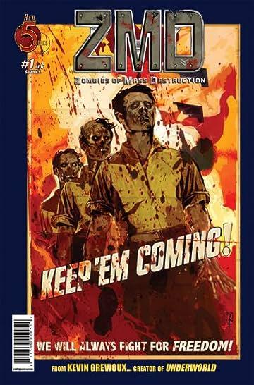 ZMD: Zombies of Mass Destruction #1 (of 6)