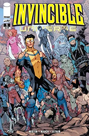 Invincible Universe No.1