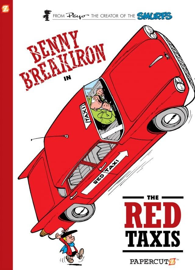 Benny Breakiron Vol. 1: The Red Taxis
