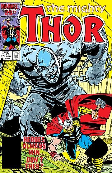 Thor (1966-1996) #376