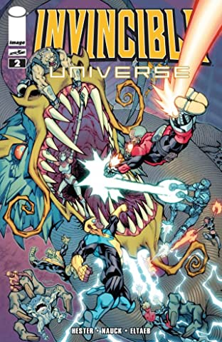 Invincible Universe No.2
