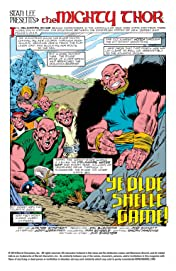 Thor (1966-1996) #381