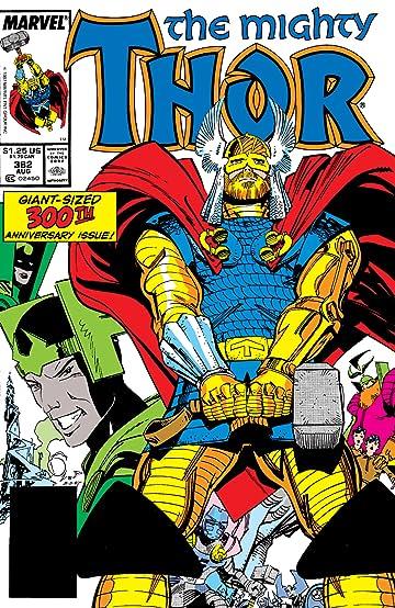 Thor (1966-1996) #382