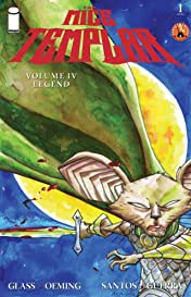 The Mice Templar Vol. 4: Legend #1