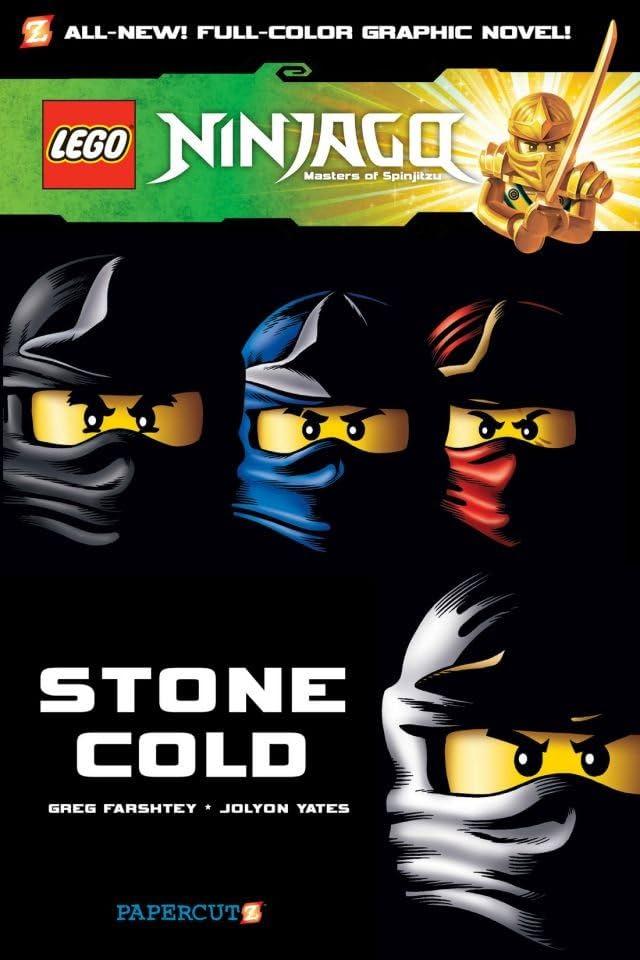 Ninjago Vol. 7: Stone Cold