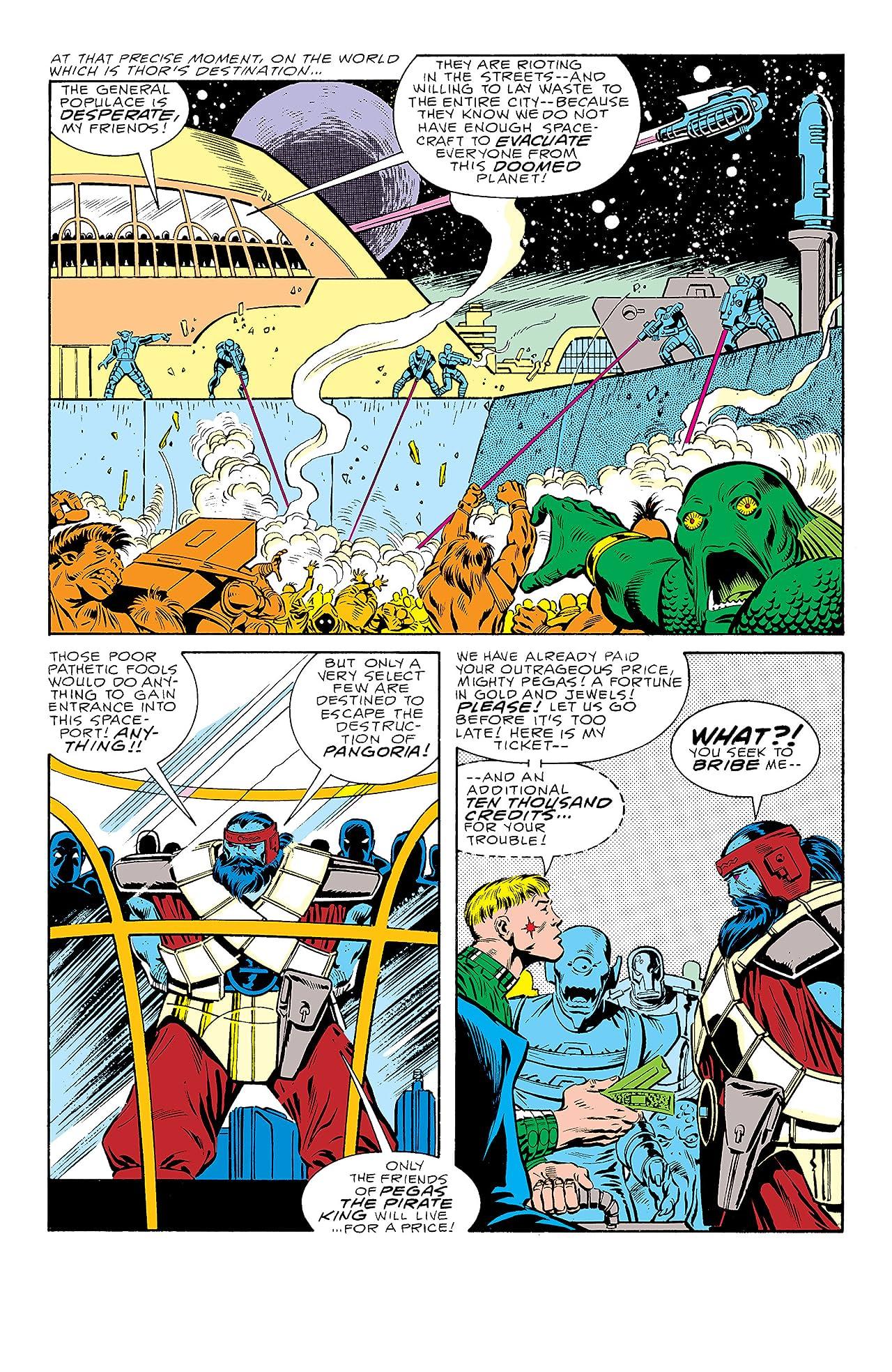 Thor (1966-1996) #387