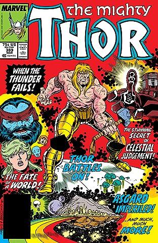 Thor (1966-1996) #389