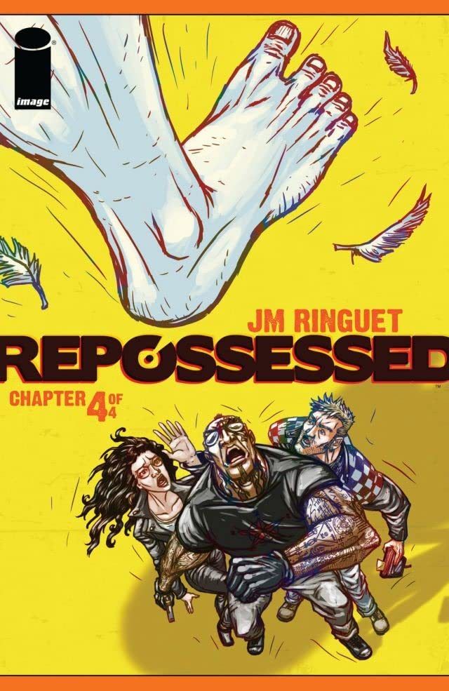 Repossessed #4 (of 4)