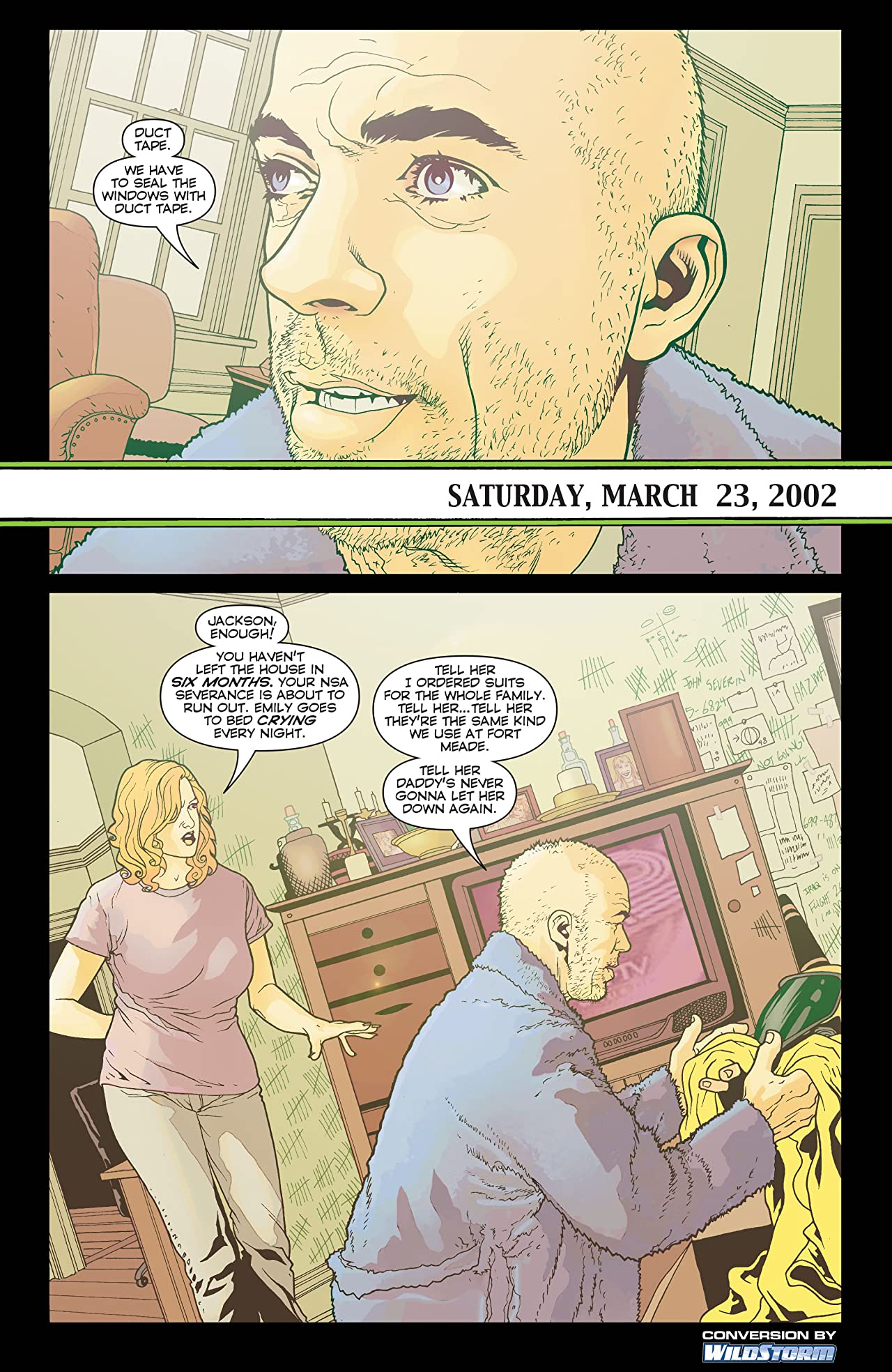 Ex Machina #10