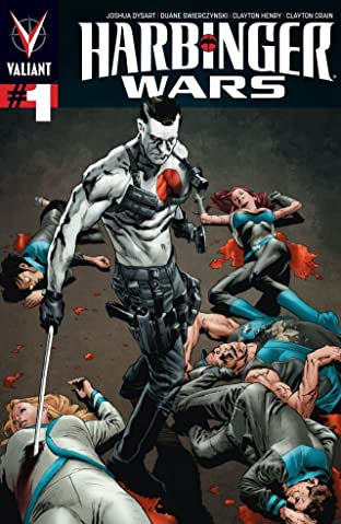 Harbinger Wars #1 (of 4): Digital Exclusives Edition