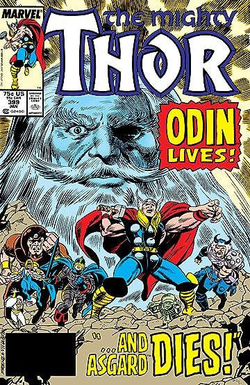 Thor (1966-1996) #399