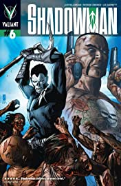 Shadowman (2012- ) #6: Digital Exclusives Edition