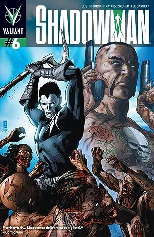 Shadowman (2012- ) No.6: Digital Exclusives Edition