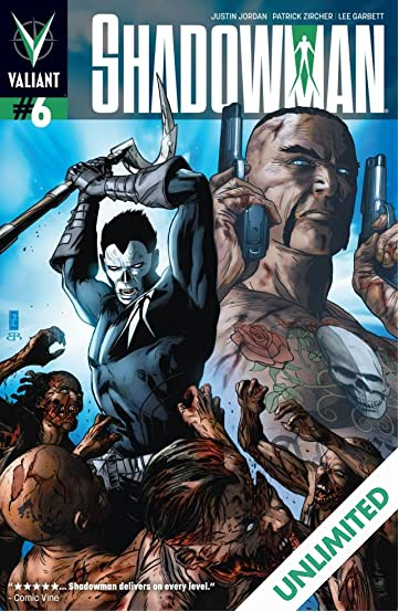 Shadowman (2012- ) #6: Digital Exclusives Edition