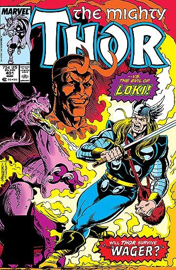 Thor (1966-1996) #401