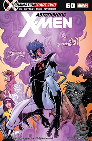 Astonishing X-Men (2004-2013) #60