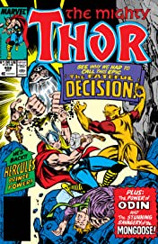 Thor (1966-1996) #408