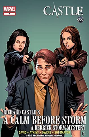Castle: A Calm Before Storm #4 (of 5)