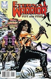 Eternal Warrior: Fist & Steel (1996) No.1