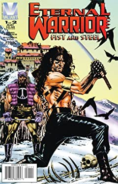 Eternal Warrior: Fist & Steel (1996) No.1