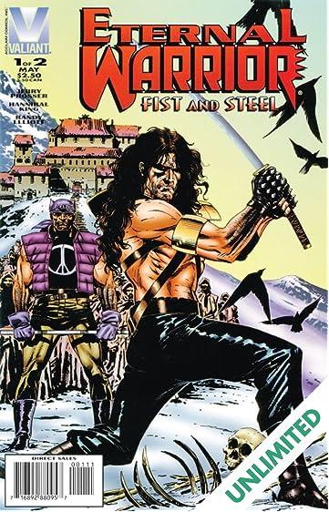 Eternal Warrior: Fist & Steel (1996) #1