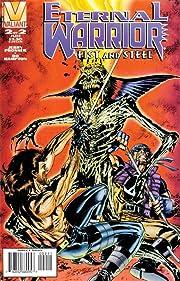 Eternal Warrior: Fist & Steel (1996) No.2
