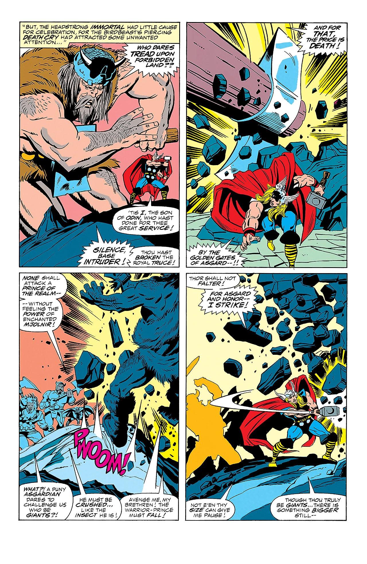 Thor (1966-1996) #415